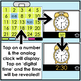 SMART BOARD Telling Time Build A Bingo - NO PREP
