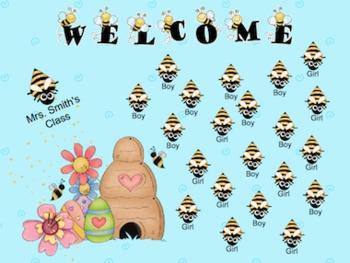 SMART Bee Attendance File