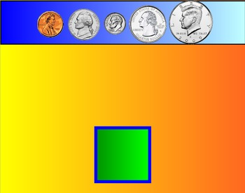 SMART Board - Adding Coins, Math Activity