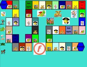 SMART Board: Adventure Land: Single Digit Multiplication: Math: Smartboard