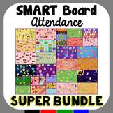 SMART Board Attendance SUPER Bundle