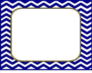 SMART Board Chevron Background Pages