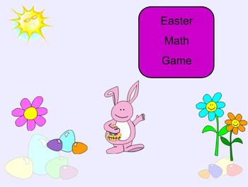 SMART Board: Easter: Basic Operations Intermediate Grade Level: Math: Smartboard