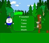 SMART Board: Frazzled Fairy Tales Math: Basic Operations Game: Math: Smartboard