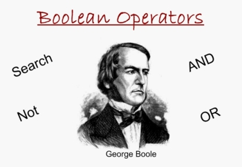 SMART Board Lesson on Boolean Operators and Database Searching