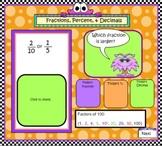 Math Calendar/Calendar Math for SmartBoard Gr 4-5: Day Files Set 2