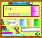 Math Calendar/Calendar Math for SmartBoard Gr 4-5: Day Files Set 3