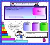 Math Calendar/Calendar Math for SmartBoard Gr 4-5: Day Files Set 4