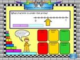 Math Calendar/Calendar Math for SmartBoard Gr 4-5: Day Files Set 6