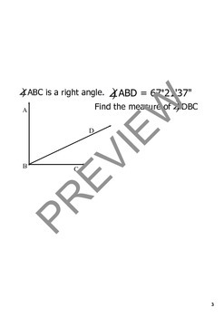 SMART Board Notes - Angles