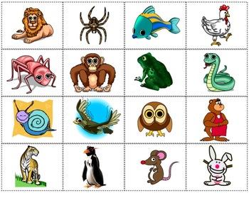 SMART Board Rhythm ta and ti-ti animal edition