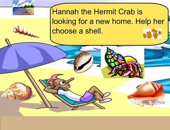 SMART Board: Seymour the Clownfish: Math: Basic Operations Game: Smartboard