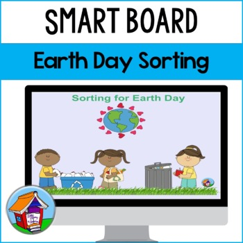 SMART Board Sorting for Earth Day