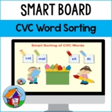 Sorting CVC Words
