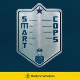 SMART COPS Badge Poster