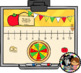 SMART Calendar - Kindergarten UNIT 2 (for SMART Boards)