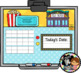 SMART Calendar - Kindergarten UNIT 4 (for SMART Boards)