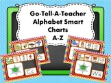 SMART Charts- Introducing Letters and Letter Sounds