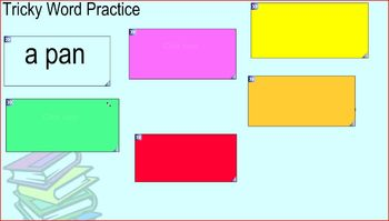 SMART Files for NYS ELA Skills Strand Unit 1 Lessons 1-5 for First Grade