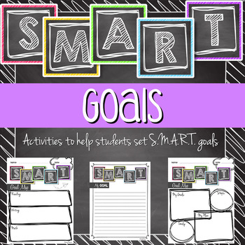 SMART Goal - Templates
