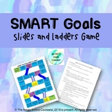 Smart Goals Slides and Ladders Game