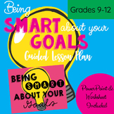 SMART Goal Guided Lesson Plan