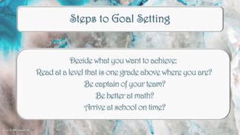 SMART Goal Setting LESSON  2 video links & worksheet included  Study Skills