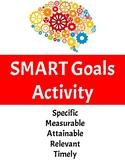 SMART Goal Setting Activity
