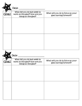 SMART Goal Setting Booklet For Students