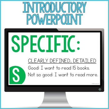SMART Goal-Setting Classroom Guidance Lesson (Upper Elementary)