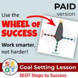EASY PREP SMART Goal Setting Lesson, Handouts, Activity ⭐