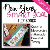 SMART Goal Setting - New Year Flipbook / Foldable