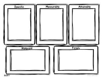SMART Goal Setting Sheet