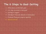 SMART Goal-Setting ppt