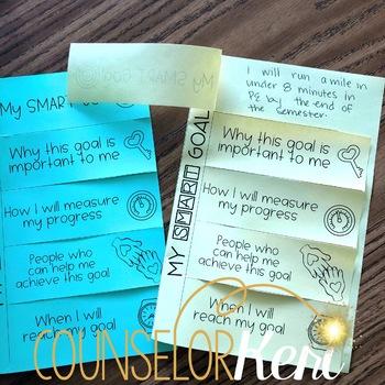 SMART Goals Classroom Guidance Lesson