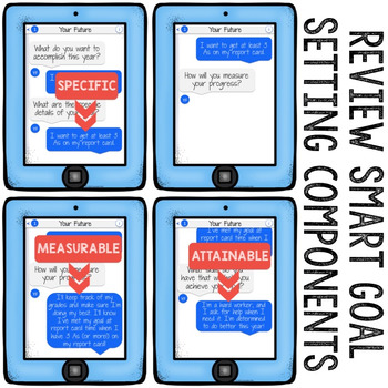 SMART Goals Classroom Guidance Lesson for School Counseling