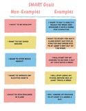 SMART Goals Examples Worksheet