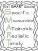 SMART Goals Freebie