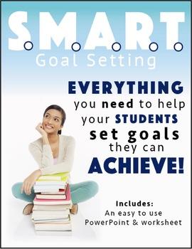 SMART Goals - Goal Setting