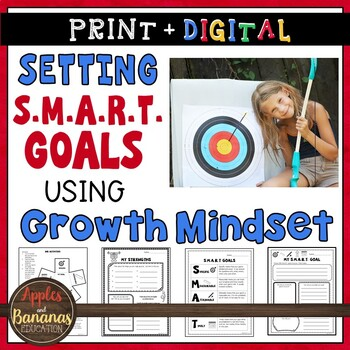 SMART Goals - Goal Setting Using a Growth Mindset