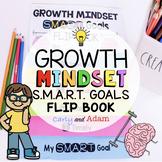 SMART Goals Growth Mindset Flip Book