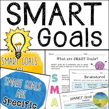 SMART Goals - Distance Learning and Google Classroom