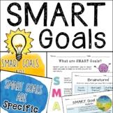SMART Goals for Study Skills - Digital & Print for Distanc