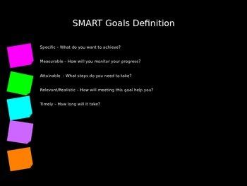 SMART Goals PPT