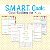 SMART Goals Planning Pages