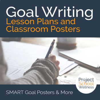 (Bundle) S.M.A.R.T. Goals PowerPoint + Posters