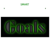 SMART Goals- SMART Goals PowerPoint- Excellent Aid to Teach about SMART Goals!!