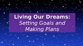 SMART Goals PowerPoint- Middle and High School