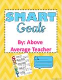 SMART Goals Template and Presentation