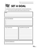 SMART Goals & Goal Setting for Adolescence / Adults